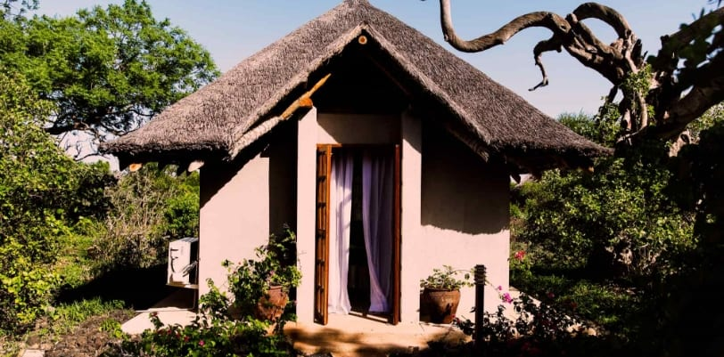 Chyulu Spa - Deep in the African Bush - for the ultimate luxury wellness retreat
